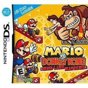 Mario vs. Donkey Kong: Mini-Land Mayhem For Nintendo DS - £14.99 @ Amazon