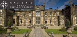 £175 Per Couple For A Choice of A Luxury Spa Day With Treatment or A Golfing Day, With Bubbly On Arrival, An Overnight Stay With Room Upgrade & Breakfast 5* Mar Hall Nr Glasgow @ 5pm.co.uk