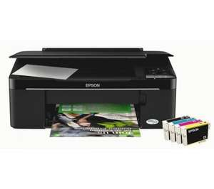 Epson SX125 All-in-One Multifunction Printer - £27.99 @ Dixons & Amazon