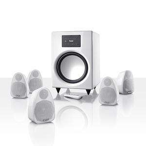 Teufel Motiv 5 Speaker System - White - £ 306.08 (with code) @ Teufel Audio