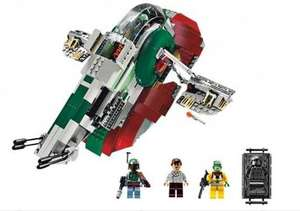Lego Star Wars Boba Fett Slave 1 - £49.99 @ Amazon