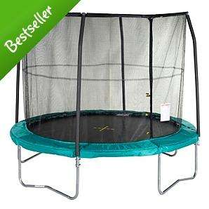10ft Trampoline & Enclosure - £99 *Instore* @ Asda