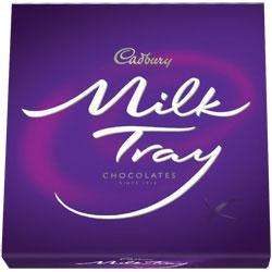 Cadbury Milk Tray 400g only £3 @ Asda instore and online BETTER than Co-op deal