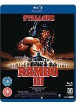Rambo 3 (Blu-ray) - £3.99 @ Base