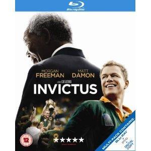 Invictus: Combi Pack (Blu-ray + DVD) - £6.99 @ Base