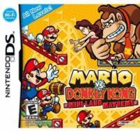 Mario vs donkey kong: mini-land mayhem Ds game £3.99 @ Bee