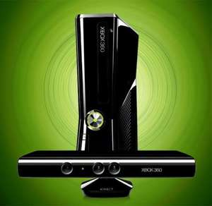 Xbox 360 Console: 250GB with Kinect Sensor and Kinect Adventures - £239.20 Delivered @ Amazon