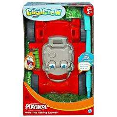 Playskool Cool Crew Mike the Mower - Mows, Talks, Sings etc £7.49 at Sainsburys