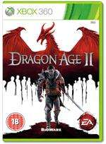 Dragon Age 2 For Xbox 360 & PS3 - £27.99 + Double Reward Points @ Game
