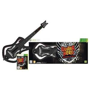 Guitar Hero: Warriors of Rock Guitar Bundle For Xbox 360 - £34.99 @ Play