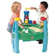 Sand/Water Play Tables - Reduced - From £32 @ Tesco Direct