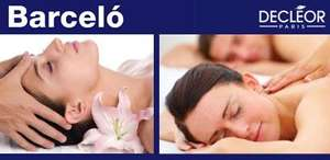 £32 For A Spa Day which Includes A Glass of Bubbly, A Revitalising Back, Neck & Shoulder Massage, Decleor Facial & Full Use of Spa  4* Barcelo Carlton Spa Edinburgh @ 5pm.co.uk