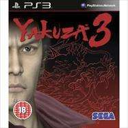 Yakuza 3 For PS3 - £7 Delivered @ Tesco Entertainment