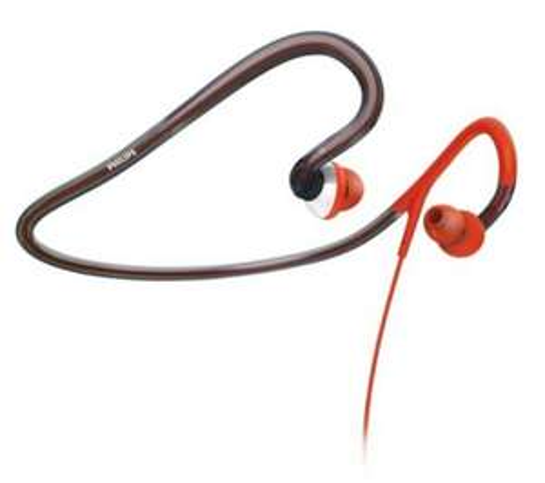 Philips SHQ4000/10 - Washable Sports Neckband Headphones - £14.39 @ Amazon
