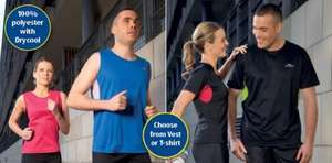 Running Gear From 7th April @ Aldi
