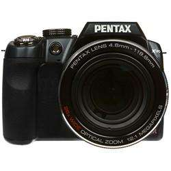 Pentax X90 12mp Digital Bridge Camera with 26 x Optical Zoom HD Movie Mode and Shake Reduction with Case - £238.98 & on flexi-Pay @ Ideal World