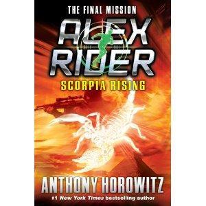 Anthony Horowitz: Scorpia Rising (Book) - £3.49 @ WH Smith
