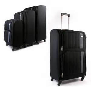 Aerolite 3 Piece 4 Wheel Luggage Set - Super Lightweight - £124.99 @ Luggage Superstore