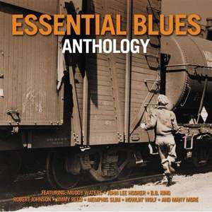 Essential Blues Anthology (Amazon Edition) (MP3) - £1.99 @ Amazon