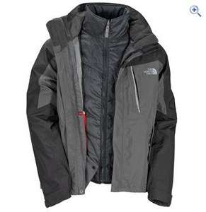 The North Face Mens Headwall Triclimate Alp Jacket - £35.47 *Reserve & Collect* @ Go Outdoors