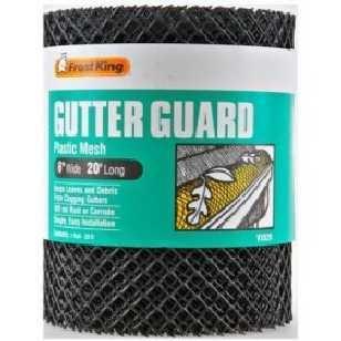 Gutter Guard, 6 Metres - £1 @ Poundland