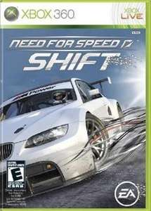 Need for Speed: Shift (Xbox 360) (Pre-owned) - £4.99 @ Game