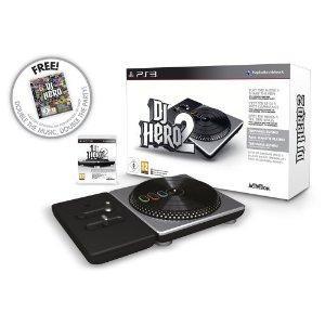 DJ Hero 2 with Turntable & Free DJ Hero 1 Software (Wii) - £29.99 @ Amazon
