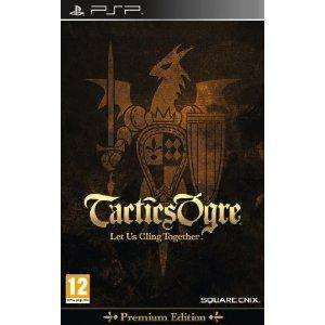 Tactics Ogre: Limited Edition For PSP - £11.99 Delivered @ Amazon