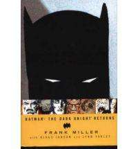 Batman: Dark Knight Returns (Graphic Novel) (Containing 28 pages of new sketches) by Frank Miller - £5.98 Delivered @ The Book Depository