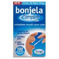 New Bonjela Complete (Adult) treatment  10ml @Asda £3 (Was £8)