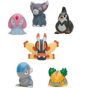 Pokemon 6 Figure Pack - (Usually £6) - 2 for £8 @ Asda (Instore)