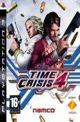 Time Crisis 4 with G-Con 3 Gun Controller For PS3 - £29.99 @ Play