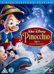 Pinocchio: Platinum Edition (DVD) (2 Disc) - £9.47 @ Tesco Entertainment