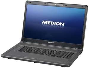"Medion Akoya P8613 18.4"" Laptop, Core i3-350m(2.26GHz), 4GB Ram, 500GB HDD, 1GB ATI Mobility Radeon HD 5165, HDMI, Windows 7 - £544 @ Medion"