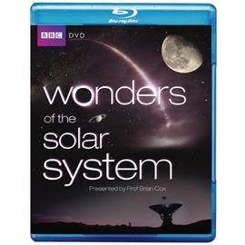 expiredWonders of The Solar System On Blu-ray - £10.59 (£7.95 with code) @ PriceMinister