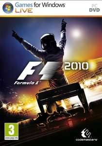 Formula One (F1 2010) (PC) - £17.85 @ Simply Games