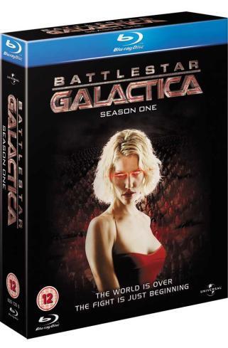Battlestar Galactica Blu-ray Boxsets - £14.45 @ Zavvi.com