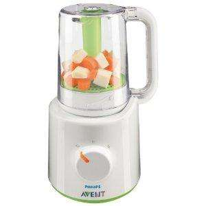 Philips Avent SCF870/21 Combined Baby Food Steamer & Blender - £59.99 @ Amazon