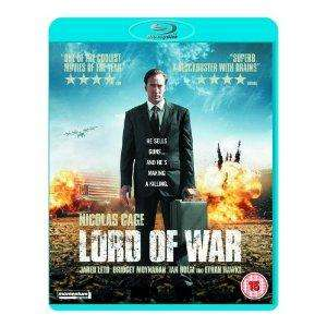 Lord of War (Blu-ray) - £5.99 @ Amazon