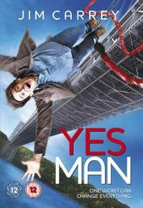Yes Man (2008) (DVD) (Pre-owned) - £1 @ CeX