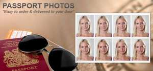 8 x Passport Photos - £1.99 + £1.49 Postage + 40 Free Prints + 50p Quidco @ Photobox