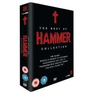 The Best of Hammer Collection (DVD) - £6.99 @ Amazon