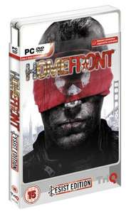 Homefront: Resist Edition (PC) - £22.85 or £20.85 (with code) @ Shopto