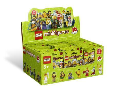 Lego Series 3 Minifigs - £1.50 @ John Lewis