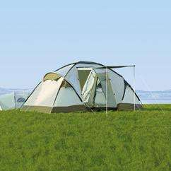 4 Person Family Dome Tent - Was £189 Now £59.99 @ Bargain Crazy