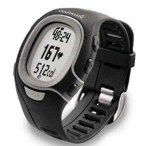 Garmin FR60 Mens Watch with Heart Rate Monitor - Black - £54.99 @ Amazon