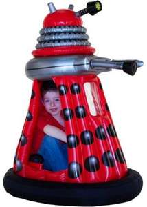Ride In Dalek - £189.99 @ Base (+ Possible Quidco)