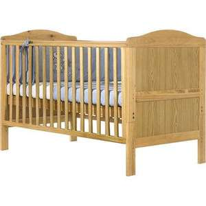 Shoreditch Cotbed in Natural - Half Price Reduced To £99.99 @ Toys R Us