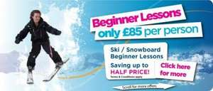 2 for 1 Offers @ Chill Factor (Manchester)