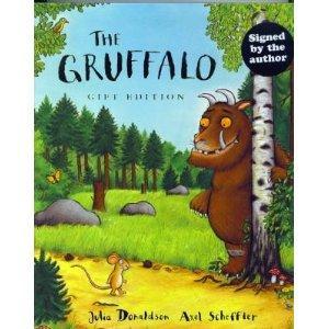 The Gruffalo Illustrated Paperback (Book) - £2.39 @ Amazon